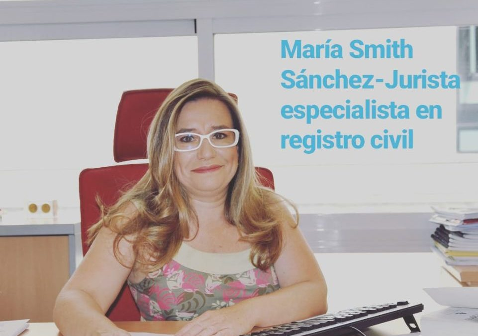 María Smith Jurista especializada Registro C